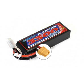 Voltz 3300mAh 4S 14.8V 30C LiPo RC Battery w/XT60 Connector Plug