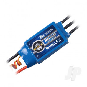 ZTW Beatles 50A SBEC ESC (2-6 Cells)