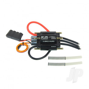ZTW Seal 160A SBEC ESC (2-6 Cells)