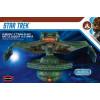 Star Trek Klingon K't'inga Class Battle Cruiser I.K.S Amar Large 1:350 Scale Polar Lights Kit