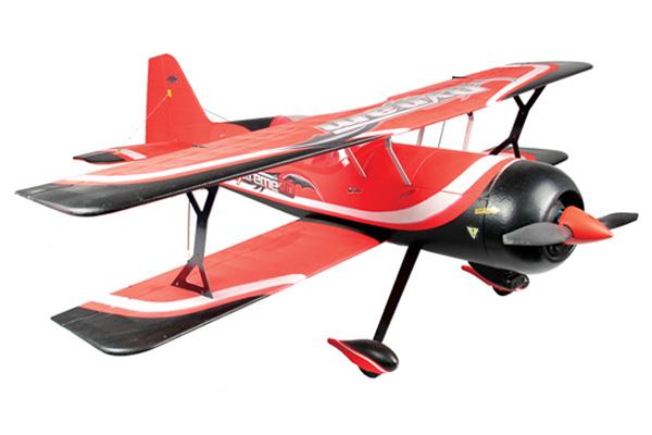 Dynam Pitts Model 12 ARTF Electric Aerobatic Bi-Plane no Tx Rx Bat Chg