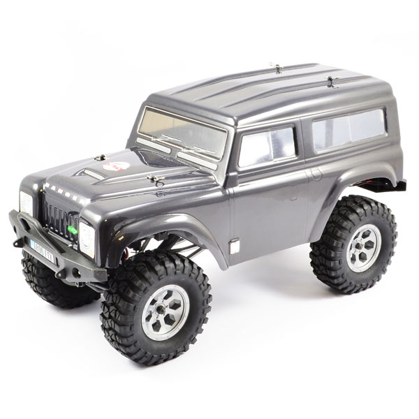 outback ranger 4x4 trail rtr 1 10 rc truck with land rover. Black Bedroom Furniture Sets. Home Design Ideas