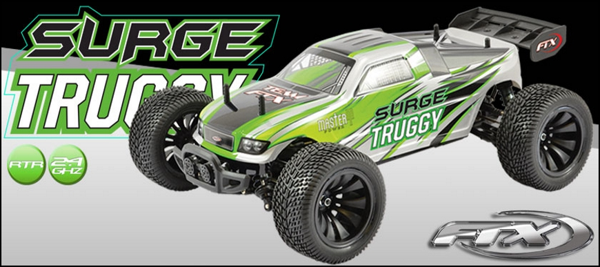 FTX Surge Truggy