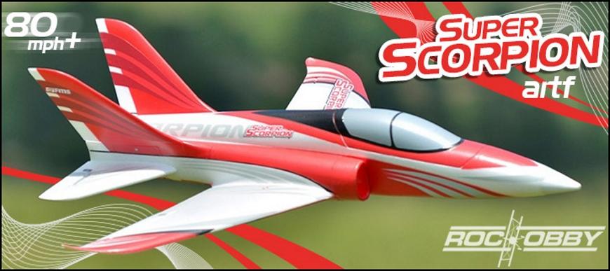 Super Scorpion Jet