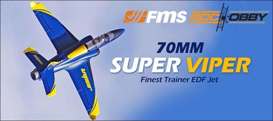 Viper EDF Jet
