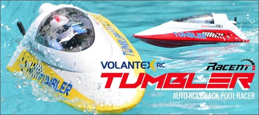 Volantex Tumbler Speedboat