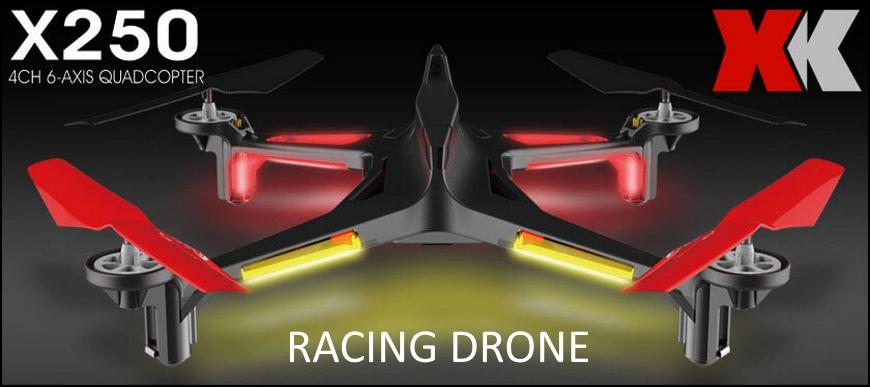 X250 Racing Drone